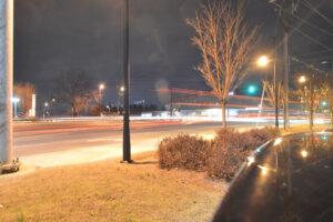 Light Trail Long Shutter Speed