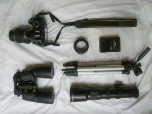 myfirstflatlay_cameraEquipment